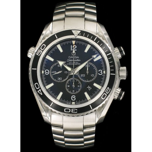 Seamaster Planet Ocean Chrono