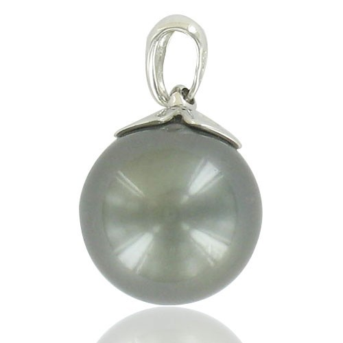 Perle grise de Tahiti