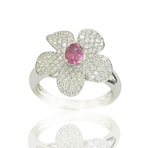 Fleur Diamants & Tourmaline