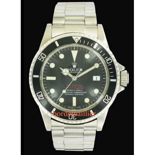 Rolex Seadweller Double Red 1665 COMEX