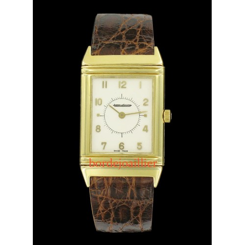 Reverso Medium Or Jaune