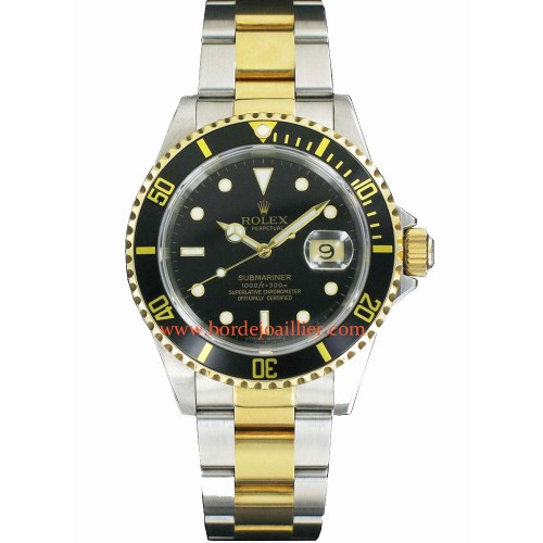 Submariner 16613 Chocolate