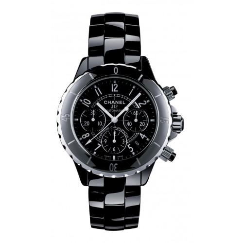 J12 Chronograph black