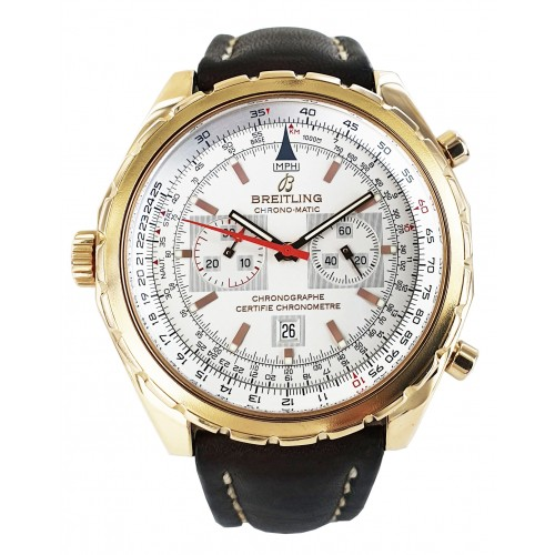 Breitling Chronomatic Limited Series