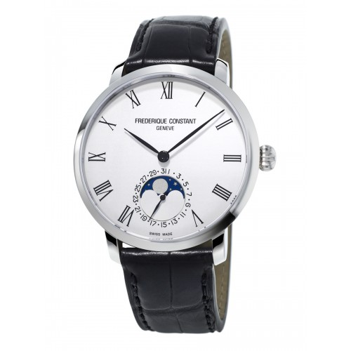 Slimline Moonphase Manuf