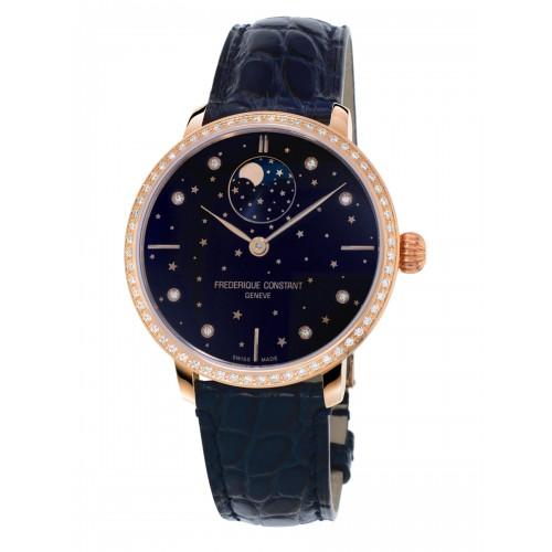 Slimline Moonphase Stars Manuf