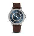 Perigraph steel-blue & sand