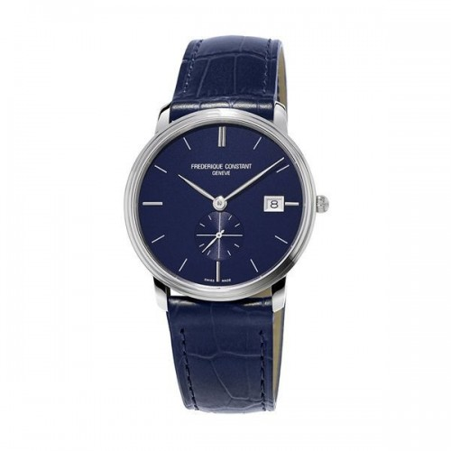 Slimline Date Quartz Small Seconds