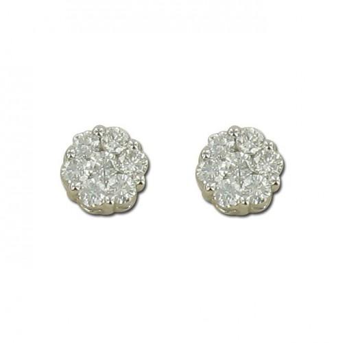 Fleur 7 diamants