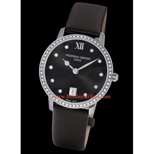 Slim Line Joaillerie - Black Beauty