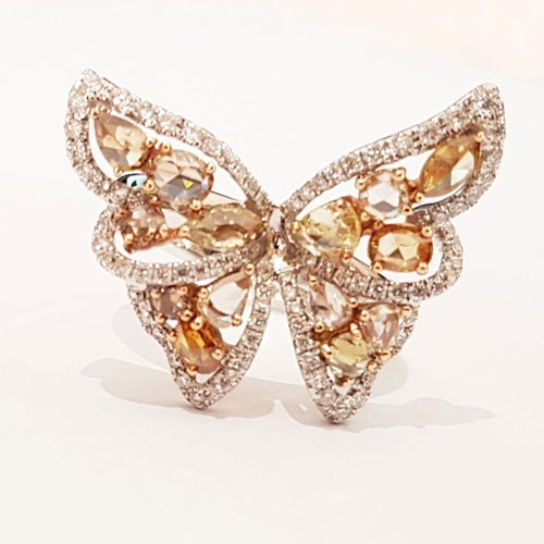Papillon de Diamants